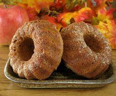 """Apple Cider """"Donuts"""""""