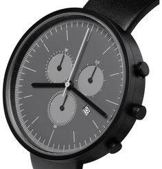 Uniform Wares 300 Series Chronograph Wristwatch