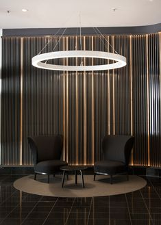 The latest ring pendant by Luxxbox. Decor, Focal Wall, Ceiling Pendant Lights, Interior, Lighting, Large Pendant Lighting, Lights, Lobby Design, Ceiling Lights