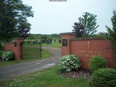 Christ the King Cemetery, Trenton Christ The King, Nova Scotia, Some Pictures, Cemetery, The Past, World, Outdoor Decor, The World, Peace