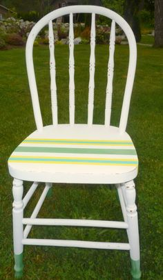 9 DIY Dipped Chair Tutorials For Any Taste | Shelterness