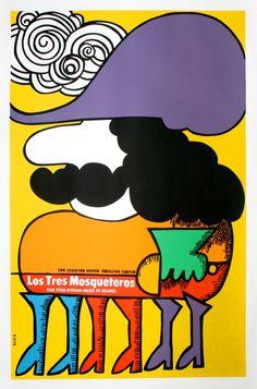 Los Tres Mosqueteros (Cuba, 1960s)