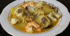 Guiso marinero, mediterráneo y delicioso.