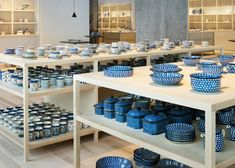 VM | Retail VM | Visual Merchandising | Home Adornment | Retail Design | Ceramika by Claesson Koivisto Rune Architects