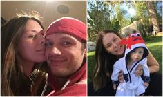 Nick Carter with wife Lauren Kitt and their son Odin Beautiful People, Beautiful Places, Aaron Carter, Carter Family, Wife And Kids, Backstreet Boys, Siblings, Mj, Boy Bands