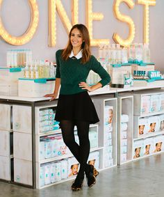 Jessica Alba's Guide To Healthy Living #refinery29 http://www.refinery29.com/2014/03/64815/jessica-alba-health-tips