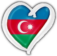 Azerbaijan - yay! Talk about one to watch! :-D Can't wait for Baku 2012!!