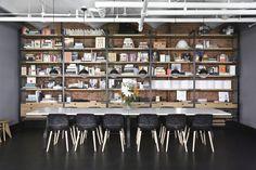 A Rugged, Rustic NYC Loft by Matt Bear of Union Studio: Remodelista
