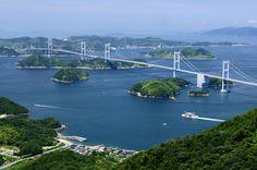 自転車で海峡横断!絶景しまなみ海道と寄り道グルメ 画像1
