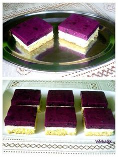 Myslíme si, že by sa vám mohli páčiť tieto piny - janapac Sweets Cake, Baked Goods, Tapas, Cheesecake, Food And Drink, Dessert Recipes, Cooking Recipes, Yummy Food, Eat