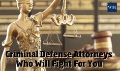 When you are facing #CriminalCharges, you need a top #CriminalDefenseAttorney who will fight aggressively for you and provide you with a voice in a #court. You need a #CriminalDefense #attorney who will work with you to create a winning #defense strategy.