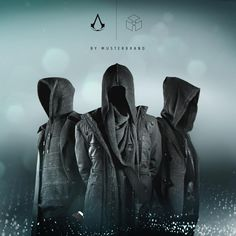 Musterbrand's Assassin's Creed Collection