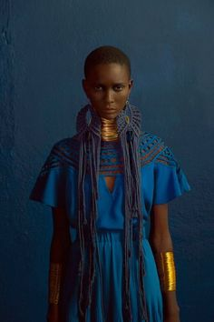 Look at this Stylish womens african fashion Moda Tribal, Tribal Mode, African Inspired Fashion, African Fashion, Ankara Fashion, African Men, African Attire, African Style, African Dress
