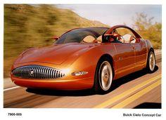 1999 Buick Cielo Concept Car