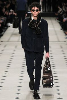 perfect Burberry Prorsum Fall 2015 Menswear - Collection - Gallery - Style.com