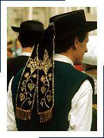 chapeau à guides de quimper, bretagne