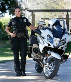 Garden Grove Police Department& Katherine Anderson is in her third tour of . Garden Grove Police Department& Katherine Anderson is in her third tour of duty with motorcycle unit. Photo by Christine Cotter Garden Grove Poli. Bmw Motorbikes, Bmw Motorcycles, Harley Davidson Motorcycles, Lady Biker, Biker Girl, Nine T Bmw, Bmw R1200rt, Bmw Boxer, Police Cars