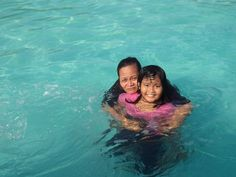 Holiday time... Give your spirit for a adventure (swimm)