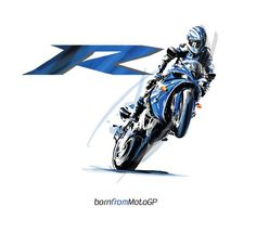 Born from MOTO GP!!!