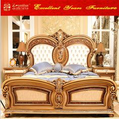 Nice... Furniture, Royal Furniture, Bed Furniture Design, Cool Beds, How To Dress A Bed, Luxury Furniture, Furniture Design Wooden, Bedroom Furniture Sets, Modern Bed