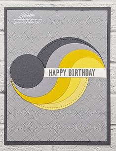 Masculine Birthday Cards, Birthday Cards For Men, Handmade Birthday Cards, Masculine Cards, Male Birthday, Happy Birthday, Cool Cards, Diy Cards, Paper Cards