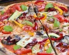 Pizza express aux restes de ratatouille Ingrédients