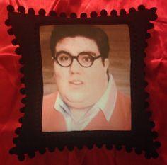 Kitsch Better Off Dead Ricky Pillow  by KutiePieKitsch on Etsy https://www.etsy.com/listing/247152409/kitsch-better-off-dead-ricky-pillow