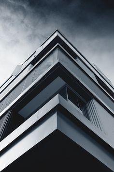 Modern Sharp Edged Architecture
