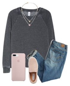 """""""Untitled #179"""" by lhnlila on Polyvore featuring Alternative, American Eagle Outfitters, Steve Madden and Michael Kors"""