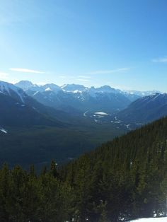 Gorgeous Banff, Mountains, Nature, Travel, Naturaleza, Viajes, Traveling, Natural, Tourism