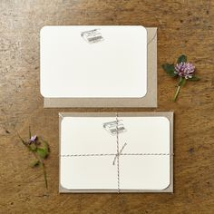 Typewriter Postcards