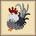 Free Patterns Great Rooster