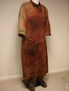 Texas Chainsaw Costume 2006 - Inspiration