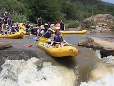 River Rafting. Eswatini Adventure Activities | Things to do in Eswatini | Experiences | Swaziland - Dirty Boots