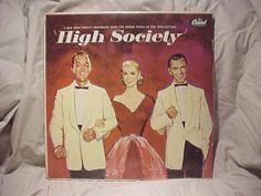 Frank Sinatra-Grace Kelly-Bing Crosby by TheVintageRecordStop