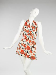 Playsuit  Jantzen  1938  The MET