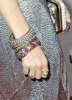 Nicole Richie's Neil Lane jewelry last night. amazing!