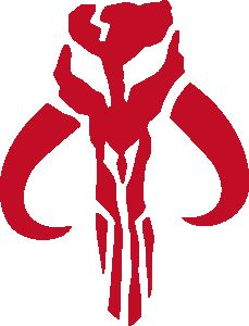 Boba Fett's Mandalorian Skull