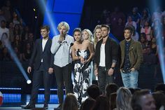 TB2 Cast at Radio Disney Music Awards
