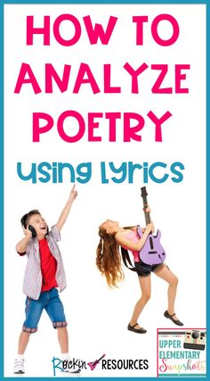 Before you begin, have students read and choose meaningful poetry. Classic poets like Emily Dickenson and Robert Frost are always excellent choices! Teaching Poetry, Teaching Language Arts, Teaching Reading, Teaching Ideas, Teaching Resources, 4th Grade Reading, Student Reading, Elementary Library, Upper Elementary