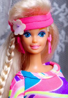 Totally Hair Barbie 1991