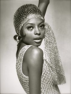 """cartermagazine:  Today In History 'Diana Ross, actress, legendary solo singer, and lead singer for the Supremes, was born in Detroit, MI, on this date March 26, 1944. In 1993, the Guinness Book of Records awarded her its Lifetime Achievement Award and title of ""most successful female vocalist of all time.""' (photo: Diana Ross) - CARTER Magazine   """