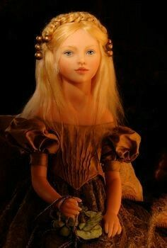 OOAK Dolls on Pinterest   Bjd, Art Dolls and Ball Jointed Dolls