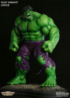 Hulk Variant Statue