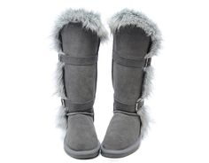 Best And Cheap Uggs Boots Outlet For Christmas Gift,High Discount Now. Grey Boots Tall, Glitter Uggs, Coach Bags Outlet, Uggs For Cheap, Tall Greys, Ugg Slippers, Ugg Boots, Celebrity Style, Casual Outfits
