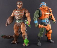 Flail-Tail (Masters of the Universe) Custom Action Figure
