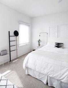 minimal scandinavian bedroom-2