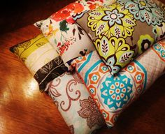 Smell Well Aromatherapy Bag Hot/Cold Applications Flax Seed Heating Pad Choice of Fabric and Essential Oil on Etsy, $14.00