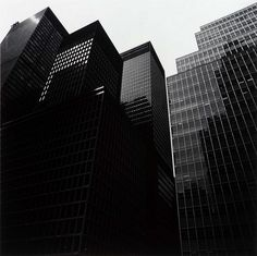 New York, by Harry Callahan 1971