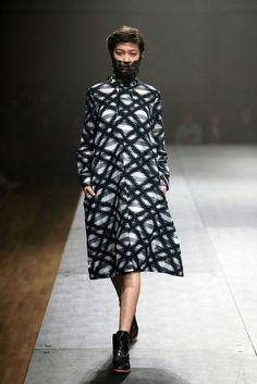 Mint Designs Tokyo Fall 2015 Fashion Show